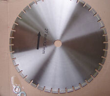"Segmented Diamond Blade 27 Inch ( 27"" ) Bridge Saw"