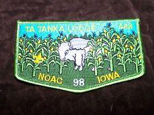 OA 488 Ta Tanka S42 '98 NOAC, San Gabriel Valley Council, Pasadena, CA