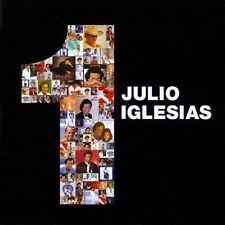 Numero Uno Iglesias, Julio MUSIC CD