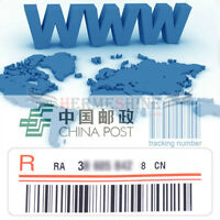 Tracking Number fee Provide by China Post ship your order by Registered airmail