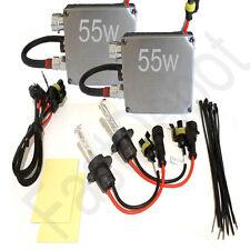 HID 55w digital ballast Xenon Kit Bulb D2R HB4 10000K 9003 9007 H8 6K 30K