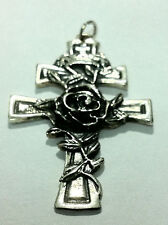 CROSS OF LORRAINE FRENCH FOREIGN LEGION MAGNUM ring pi