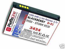 Batteria Polymer1500mAh per BLACKBERRY 9500 9530 STORM D-X1