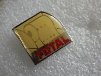 Pin's vintage collector pins collection publicitaire station total LOT PG051