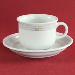 Kaffeetasse & Untertasse Thomas Trend Derby
