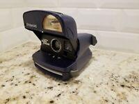 Vintage POLAROID One Step Auto Focus Instant Film Camera BLUE a4