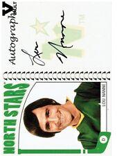 Lou Nanne 2004-05 ITG Franchises US West Autographs Rare Vault Edition #ALN