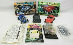 Hasbro Record Breakers World of Speed Cars & Parts Mixed Lot Played With TY