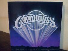 "LP 12"" COMMODORES - Midnight Magic - EX/EX - MOTOWN - 1A 062-63064 - HOLLAND"