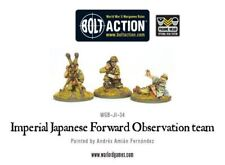 Warlord Games Imperial Japanese Forward Observer Team 28mm Japan WWII