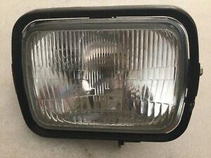 Head Lamp, Rim GPZ1100 ZX1100 ZX1100A2 1984 Kawasaki GPZ 1100 84 Lens Cover