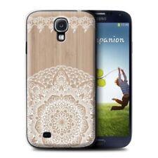 Étuis, housses et coques Pour Samsung Galaxy S4 en bois, bambou pour téléphone mobile et assistant personnel (PDA)