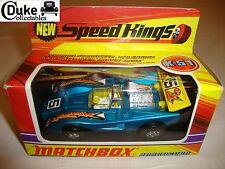 Matchbox velocidad Reyes K-51 Barracuda-VN Menta en Caja Original
