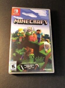 Minecraft (Nintendo Switch) NEW