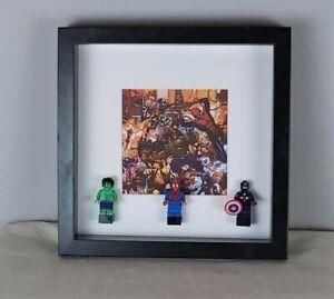 Superhero Frames - Hulk, Ironman and Captain America