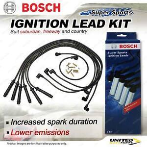 Bosch Ignition Leads for BMW 320i 323i E21 E30 520i 520iA E28 2.0 2.3