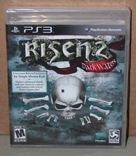Risen 2: Dark Waters (Sony PlayStation 3, 2012) Brand New, Factory Sealed