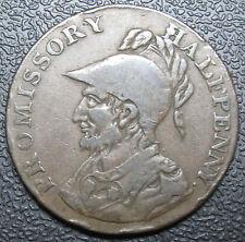 1794 SAILING SHIP HALF PENNY   PRO BONO COLONIAL - Revolutionary War Era Coin
