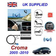 Fiat Croma Bluetooth Hand Free Phone Aux Input MP3 USB 1.0 un CARICABATTERIA MODULO 05-10