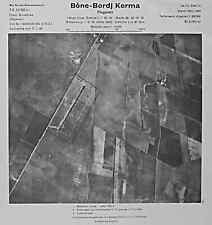 Luftwaffe - Geheime Zielstammkarte zur Bombardierung von Nordafrika 1942 -1943