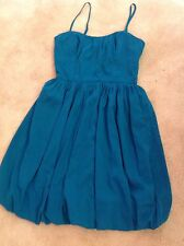 Topshop Lined Knee Length Dress Size 8.