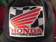 Honda Trucker Hat Cap Adjustable Embroider Patch Style Cotton Hat