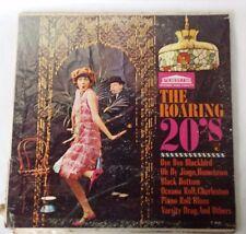 The Roaring 20's Forum Records F 9048 LP Vinyl Records