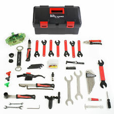 BIKEHAND Complete 37 Piece Bike Bicycle Repair Tools Tool Kit