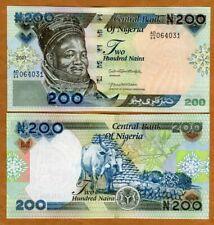 Nigeria, 200 naira, 2021, P-New, UNC