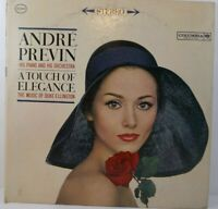 """Andre Previn A Touch Of Elegance Orchestra Music 12"""" LP Album Vinyl"""