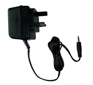 DUNLOP OLDER VERSION CRYBABY GCB-95 ECB-002 POWER SUPPLY REPLACEMENT ADAPTER 9V