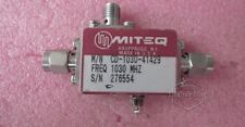 MITEQ CD-1030-41429 1030MHz 20dB SMA   RF bi-directional coupler with detector