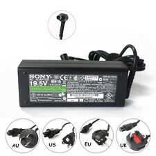 Original New AC Adapter F Sony VAIO VGN VGP-AC19V19 NSW24063 N50 19.5v Notebook