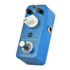 MOOER Blue Mood Blues Style Overdrive Guitar Effect Pedal 2 U6H0