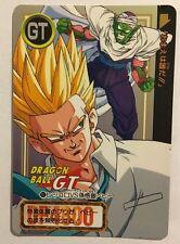 Dragon Ball GT Carddass Hondan PART 28 - 117