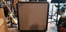 Fender Showman 412S Speaker cabinet (See below)