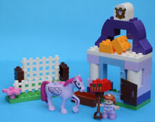 LEGO 10594 - Sofia the First Royal Stable - DUPLO - 2015 - horse
