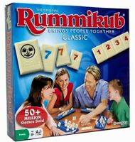 Pressman Toy the original Rummikub Rummy Family Tile Game