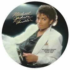 Michael Jackson - Thriller - Picture Disc Vinyl LP - VG