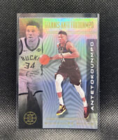 Giannis Antetokounmpo Milwaukee Bucks 2019-20 Panini Illusions #26 2nd MVP