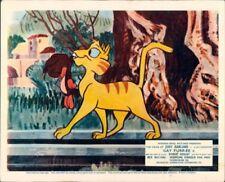 GAY PURR-EE JUDY GARLAND RARE ORIGINAL LOBBY TOM CAT