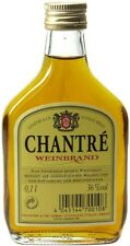 Chantre Taschenflasche 0,1l Weinbrand
