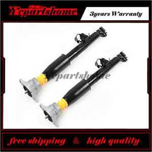 Pair Rear Left & Right For AUDI A6C6 2005-2012 Air Suspension Shock Strut