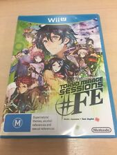Tokyo Mirage Sessions #FE (Wii U) PAL NEW and SEALED - IMPORT