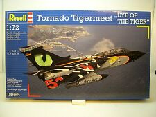 REVELL 1:72 SCALE EYE OF THE TIGER TORNADO TIGERMEET PLASTIC MODEL AIRPLANE KIT