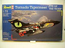 REVELL 1:72 SCALE EYE OF THE TIGER TORNADO TIGERMEET PLASTIC MODEL AIRPLANE KIT