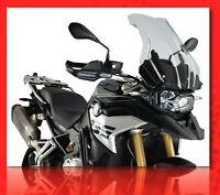 Puig HANDGUARDS Extension BMW R1200GS//S1000XR//F850GS//F750GS C//Light Smoke See APPL.Chart SHEET2