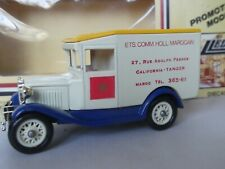 Lledo LP13067, Model A Ford Van, Ets Comm. Holl. Marocain, Tangiers produced