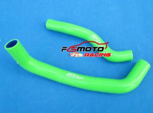 Silicone Radiator Hose for SUZUKI KFX400 LTZ400 DVX400 2003-2008 04 05 06 green