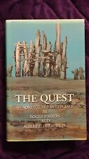 The Quest by Roger P. Myers and Albert Herbert 2000 HCDJ First Edition SIGNED X2